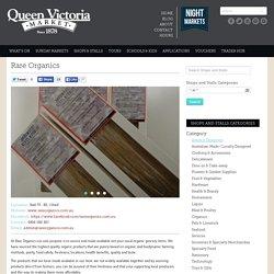 Rare Organics - Queen Victoria Market