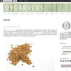Organicus: Nutrición