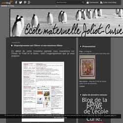 Organigramme sur l'hiver et son manteau blanc - Le blog de pontarlier.joliotcurie2.psms.over-blog.com