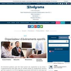 Devenir Organisateur d'évènements sportifs - Fiche métier - Studyrama