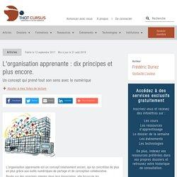L'organisation apprenante : dix principes et plus encore. - Thot Cursus