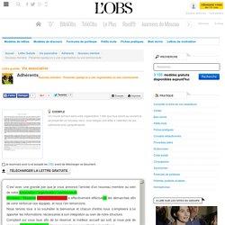 Nouveau membre : Présenter quelqu'un a une organisation ou une communauté - Nouveau membre - ABC-Lettres par l'Obs