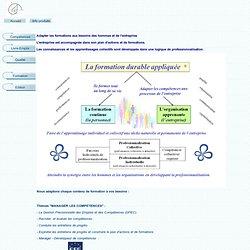 COS : Conseil en Organisation Stratégique, forme à la GPEC, la qualité,le développement durable, l'écriture des bonnes pratiques de l'entreprise