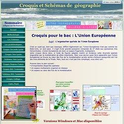 Organisation spatiale Union Européenne