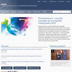 OMPI - L'Organisation Mondiale de la Propriété Intellectuelle