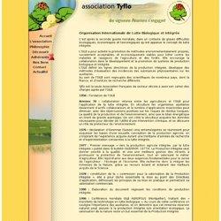 Organisation Internationale de Lutte Biologique et Intégrée