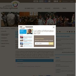 Liège organisera en 2015 le 2e Forum mondial de la langue française