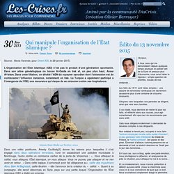 » Qui manipule l'organisation de l'État islamique ?