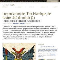L'organisation de l'État islamique, de l'autre côté du miroir (1)