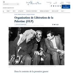 Organisation de Libération de la Palestine (OLP)