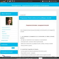 Organisation, management, politiques d'entreprise - relations humaines - Organisation - management - politiques d'entreprise - relations humaines -