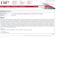 Rev. sci. tech. Off. int. Epiz.,- Vol. 32 (2) Coordination des politiques de surveillance de la santé animale et de la sécurité sanitaire des aliments « de l'étable à la table ». Au sommaire: Les parasites zoonotiques transmissibles par les aliments et le