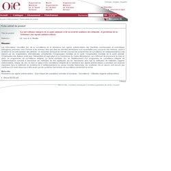 Rev. sci. tech. Off. int. Epiz.,- Vol.32(2)Coordination des politiques de surveillance de la santé animale et de la sécurité sanitaire des aliments«de l'étable à la table». Au sommaire: La surveillance intégrée de la santé animale et de la sécurité