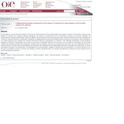 Rev. sci. tech. Off. int. Epiz.,- Vol.32(2)Coordination des politiques de surveillance de la santé animale et de la sécurité sanitaire des aliments«de l'étable à la table». Au sommaire: L'intégration des données émanant de la surveillance à l'abatto