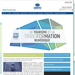 Le tourisme et la transformation numérique - dossier OMT