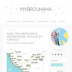 Road trip américain # Organisation, astuces et conseils