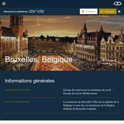 Bruxelles (Belgique) - Organisation des villes du patrimoine mondial