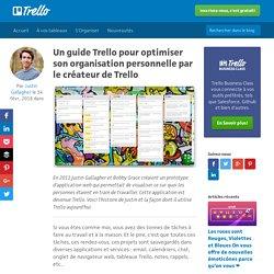 Un guide Trello pour optimiser son organisation personnelle par le créateur de Trello