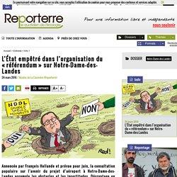 L'État empêtré dans l'organisation du «référendum» sur Notre-Dame-des-Landes
