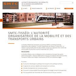 Organisation - SMTC Tisséo