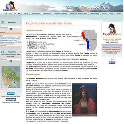 Organisation sociale des Incas