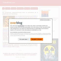Les problèmes organisationnels dans la prévention de la catastrophe de Fukushima