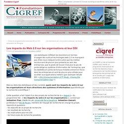Les impacts du Web 2.0 sur les organisations et leur DSI