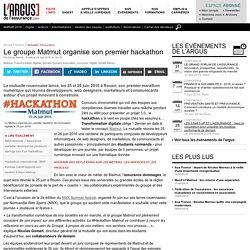 Le groupe Matmut organise son premier hackathon