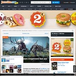 The Witcher 3 : Les joueurs s'organisent face aux bugs de la version PC - Actualités - jeuxvideo.com