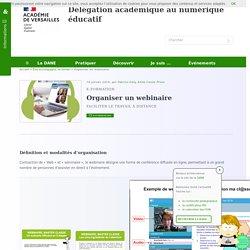 Organiser un webinaire (Jusqu'à 300 personnes)