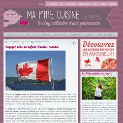 Organiser son voyage au Canada, avec un enfant