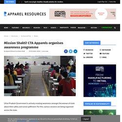 Mission Shakti! CTA Apparels organises awareness programme