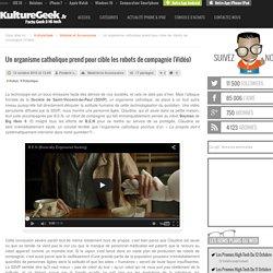 Un organisme catholique prend pour cible les robots de compagnie (Vidéo) - 12/10/16