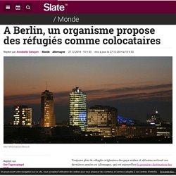 A Berlin, un organisme propose des réfugiés comme colocataires