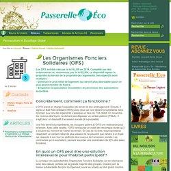 Les Organismes Fonciers Solidaires (OFS) - Habitat Participatif