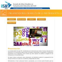 Organizadores Gráficos de la Información con TIC