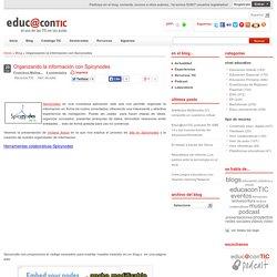 Organizando la información con Spicynodes