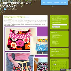 Organization « Hot Chocolate and Cupcakes