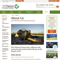 Cool Green Science: The Conservation Blog of the Nature Conservancy