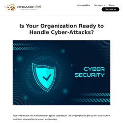 Is Your Organization Ready to Handle Cyber-Attacks?