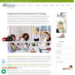 Organizational Development Training