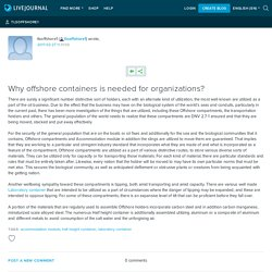 Why offshore containers is needed for organizations?: tlsoffshore1