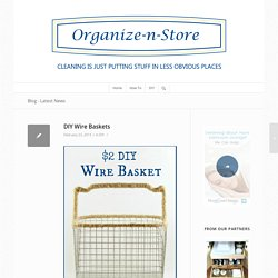 Organize-n-store