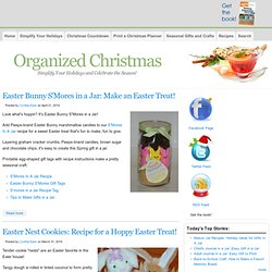 Organized Christmas: Simplify Your Holidays and Celebrate The Season