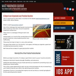 MATT WARNOCK GUITAR