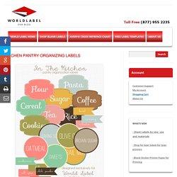 Free printable labels & templates, label design @WorldLabel blog!