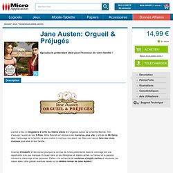 Jane Austen: Orgueil & Préjugés. Jeu Enignes et objets cachés : Jane Austen: Orgueil & Préjugés