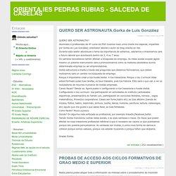 ORIENTA.IES PEDRAS RUBIAS - SALCEDA DE CASELAS