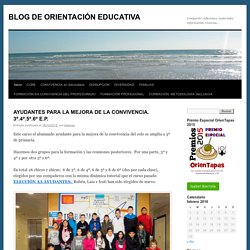 Compartir reflexiones, materiales, información, recursos…