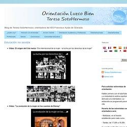 Blog de Orientación de Teresa SotoHermoso: Educación no sexista